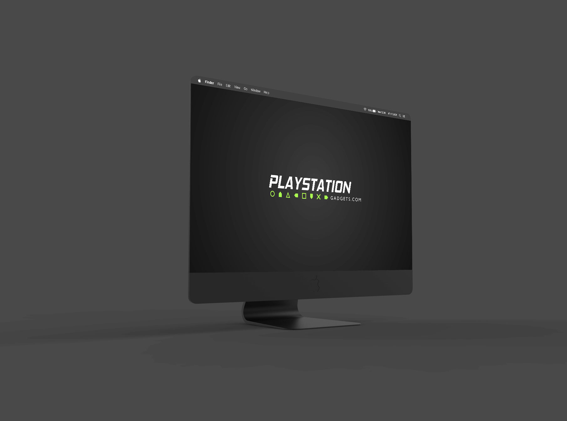 playstationgadgets logo design