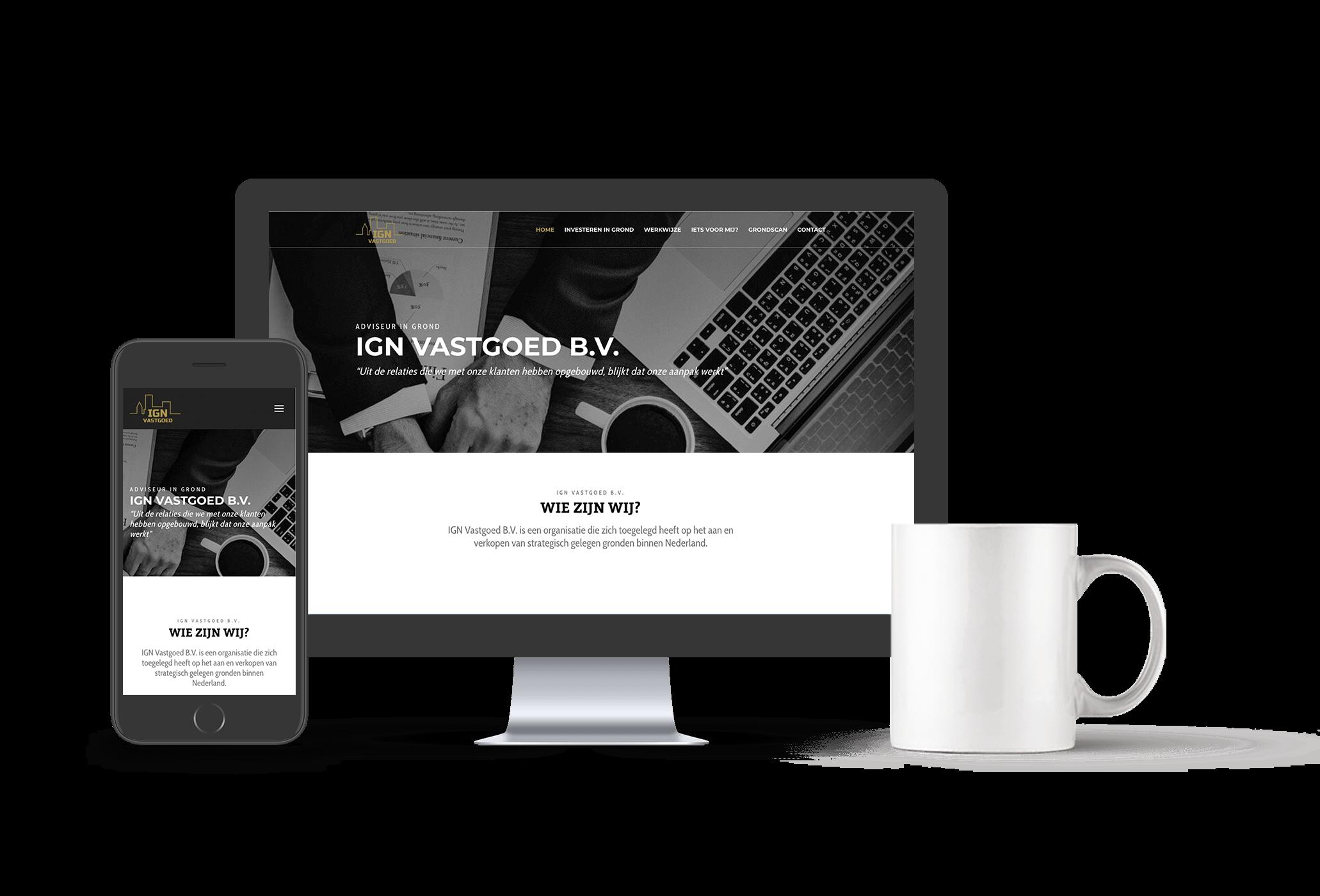 Website laten maken door bedrijf