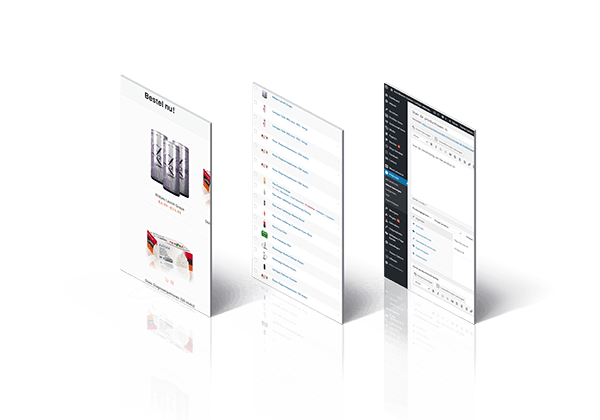 WooCommerce schermen webshop